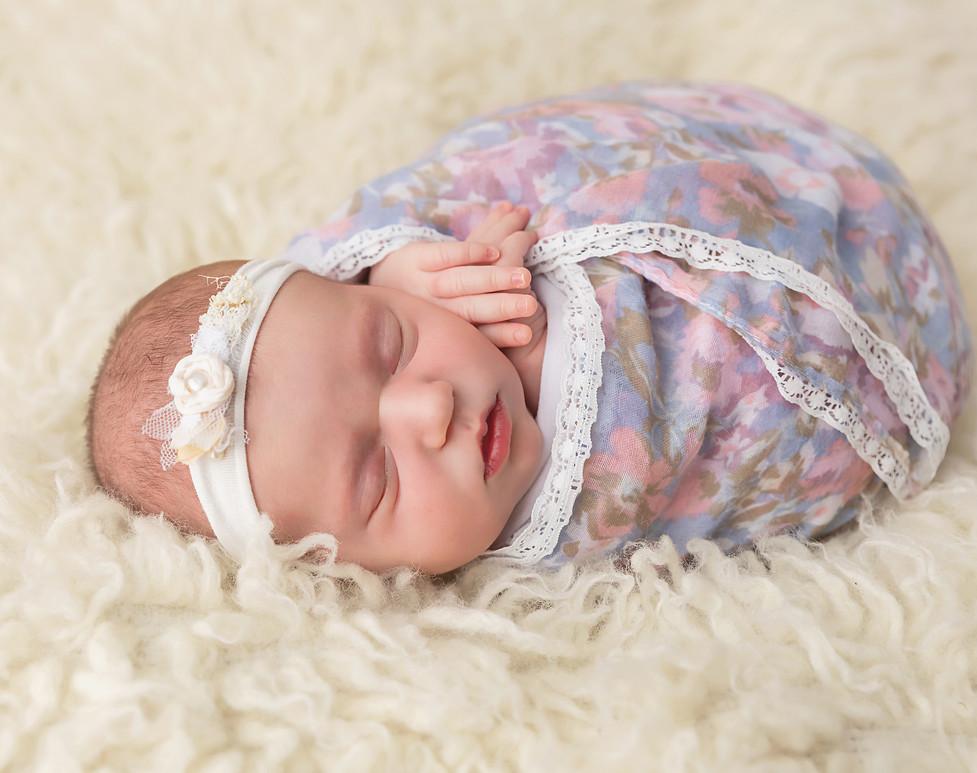 Newborn photographer lewiston Idaho
