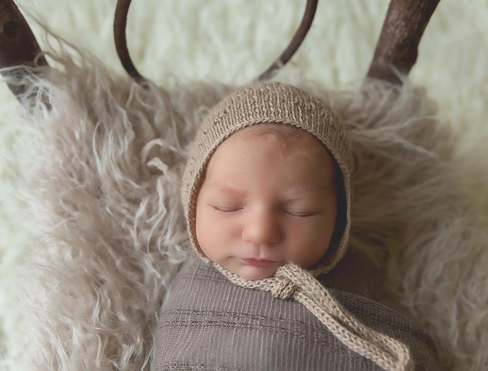 Newborn photography Moscow ID