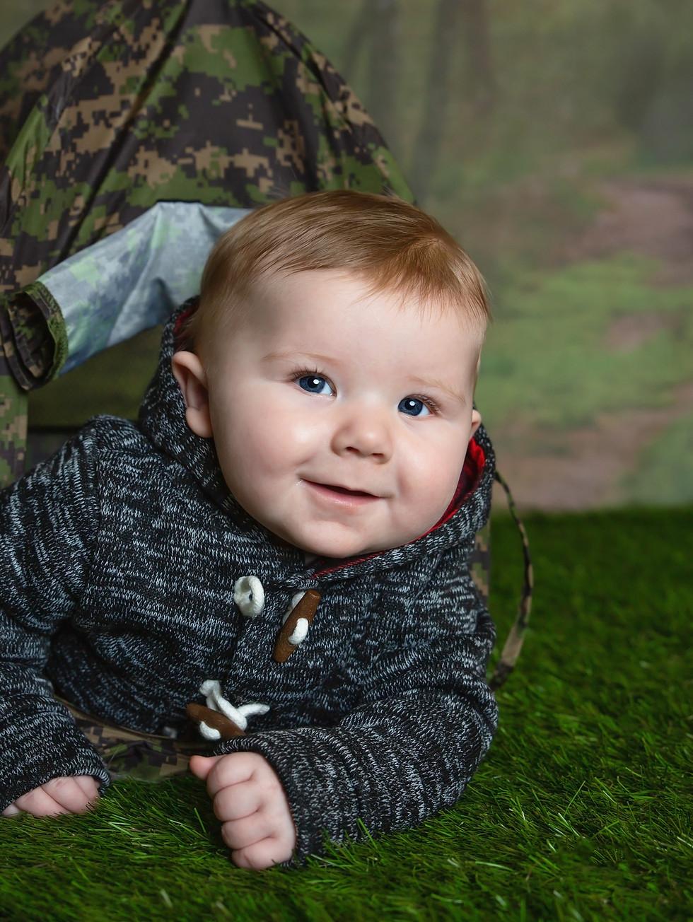 Baby photography Pullman WA