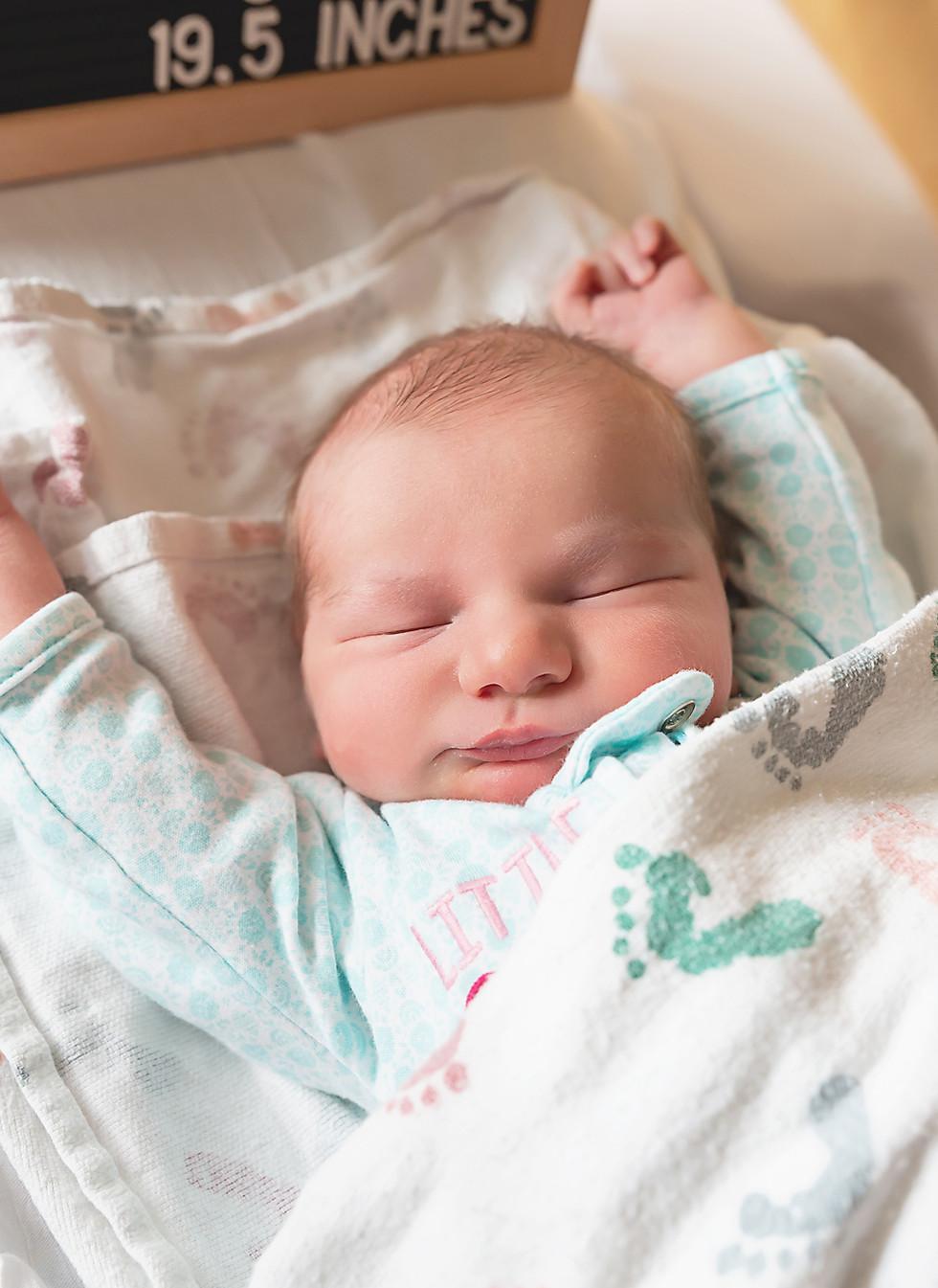 Lewiston Idaho newborn photographer