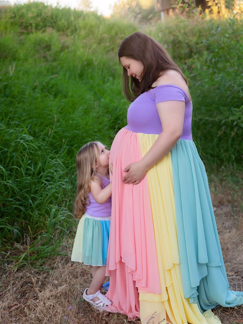 Rainbow Hope (pastel)