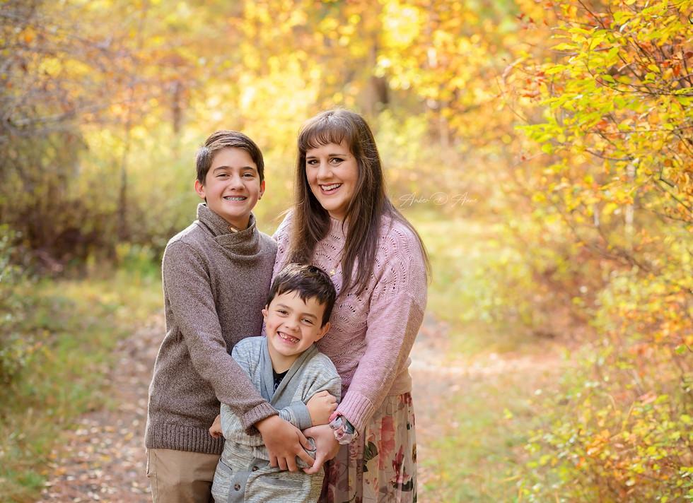 Family photographer Moscow Idaho