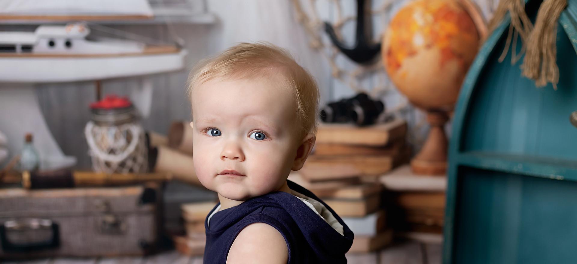 Pullman WA baby photographer