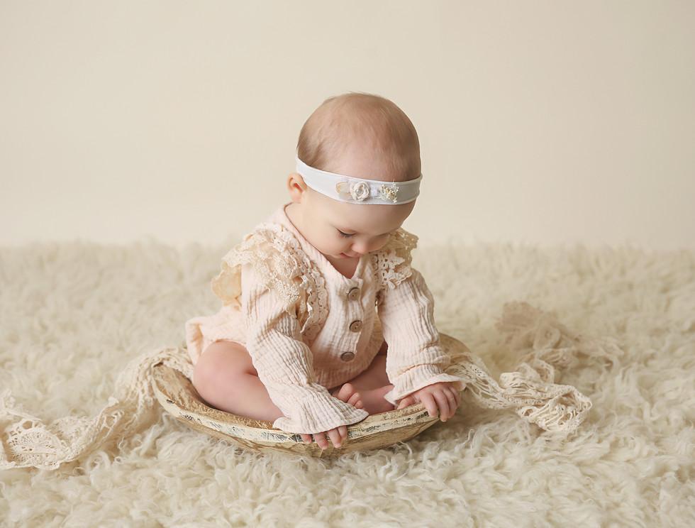 Moscow Idaho baby photographer