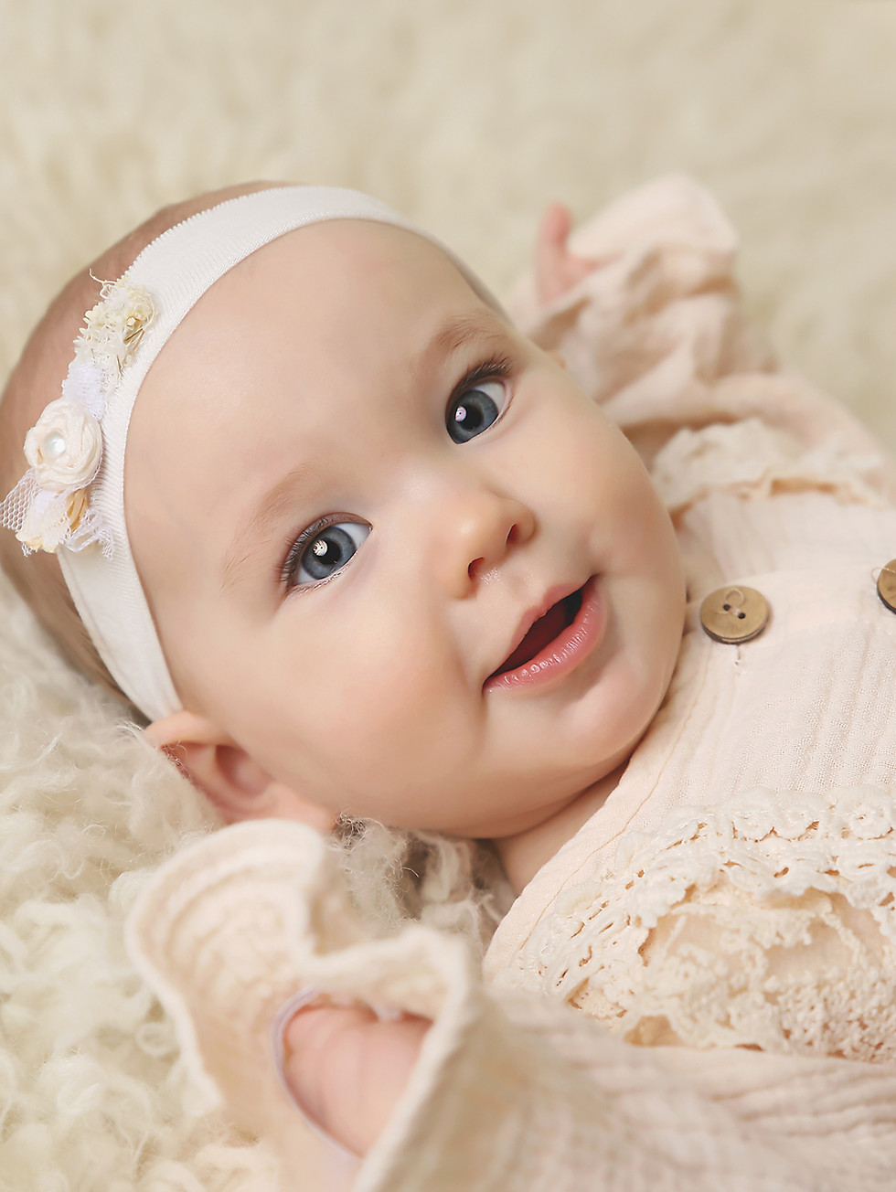 Moscow ID baby photographer