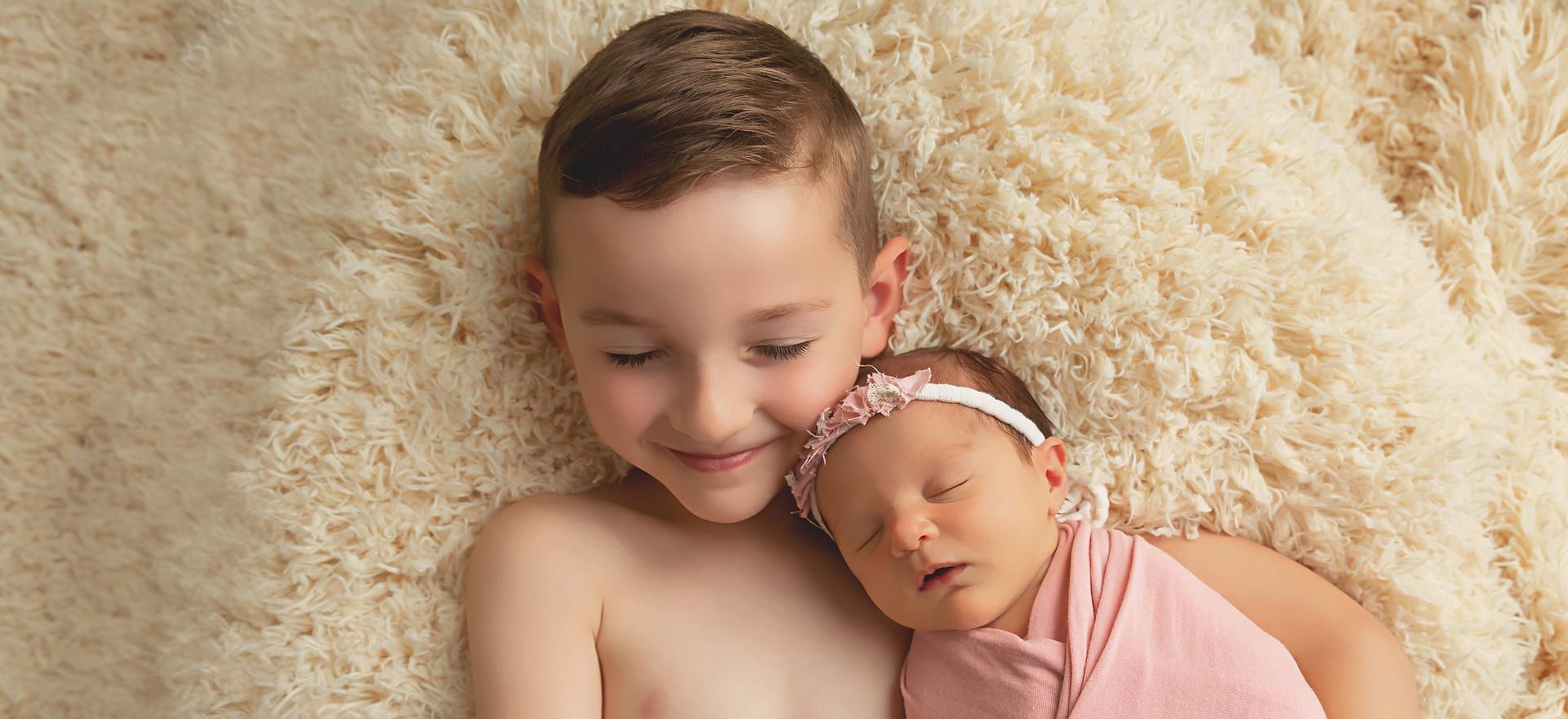 Newborn photographer Moscow Idaho