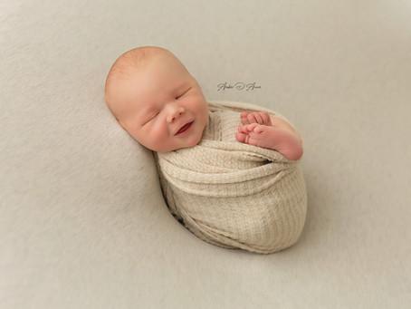 Meet Baby Preston   Moscow Idaho Newborn Photographer