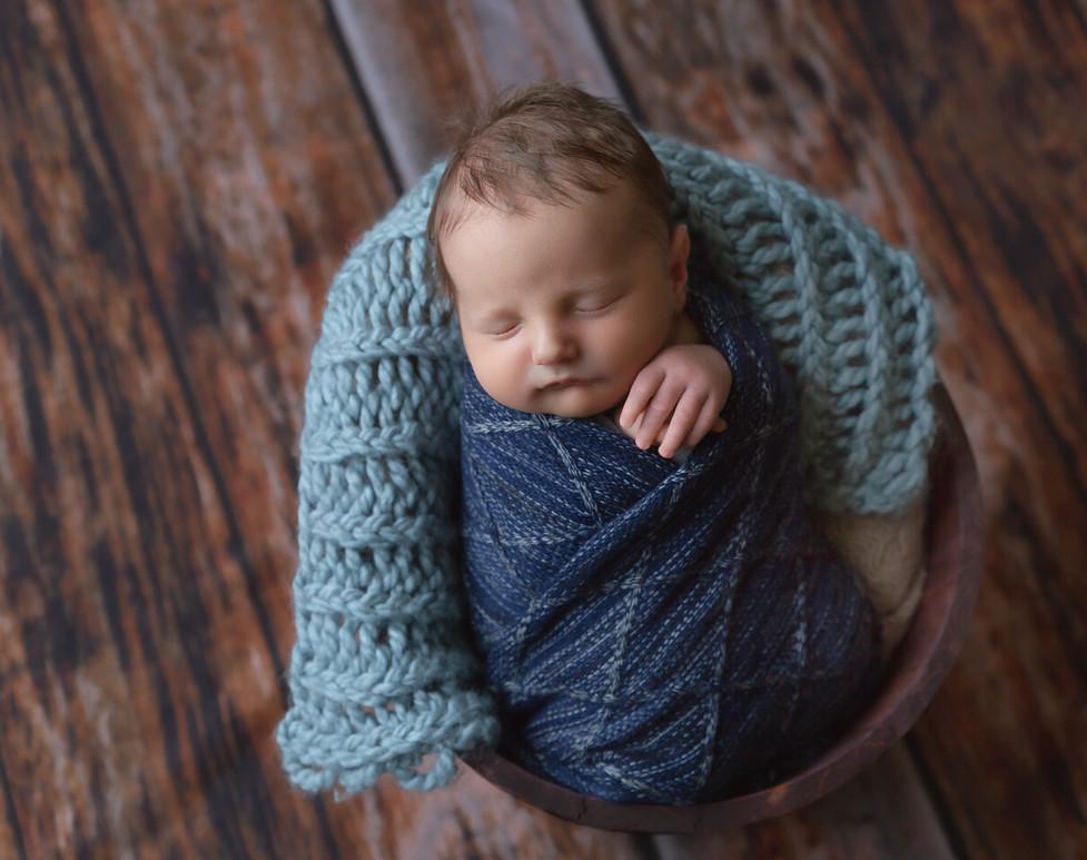 Pullman WA newborn photography