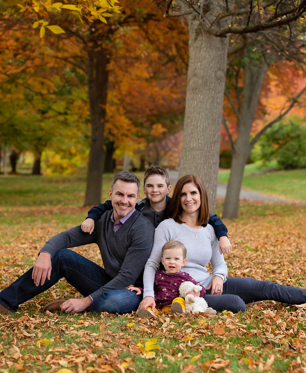 Lewiston ID family pictures