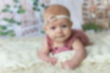 Moscow ID Pulman WA baby milestone