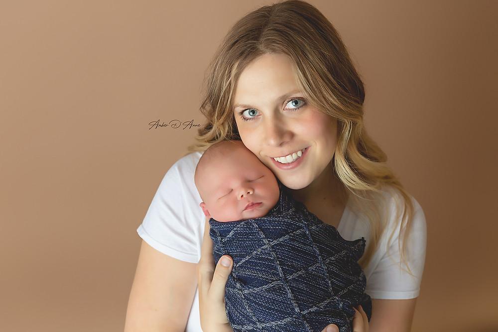 Newborn photography Pullman Washington Moscow Idaho Spokane Washington