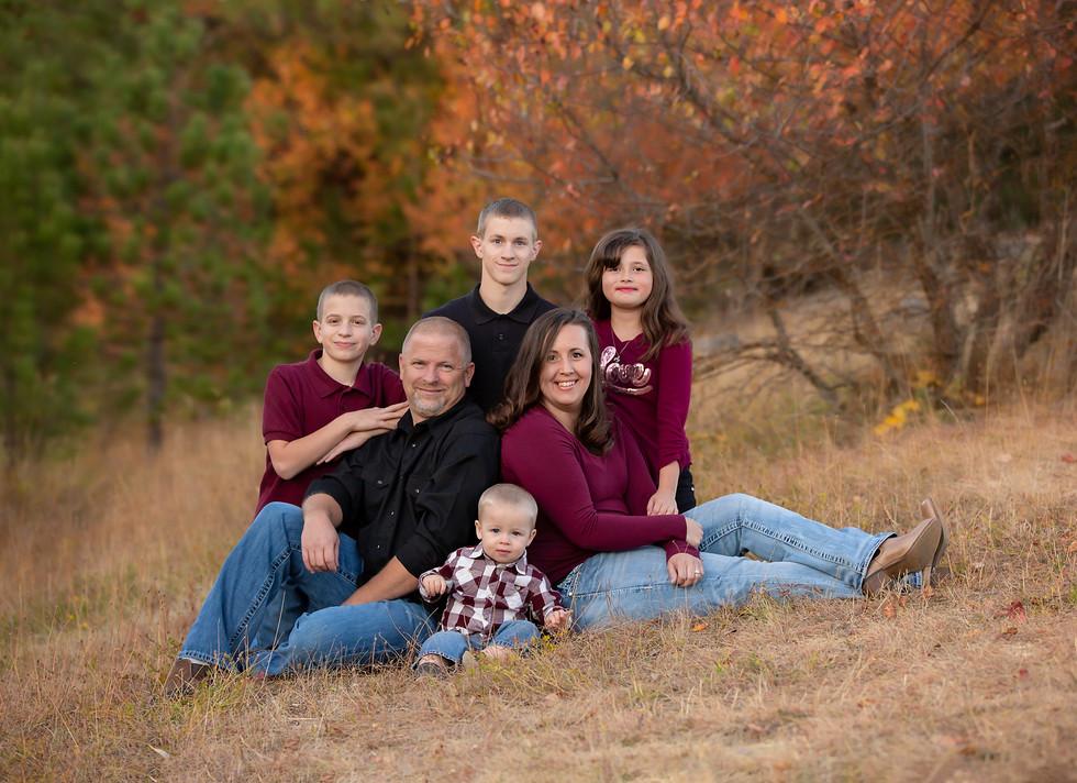 Pullman WA family photographer