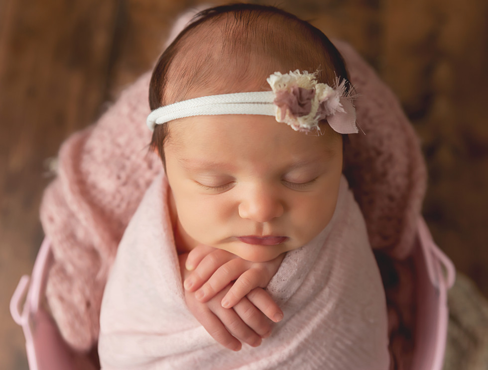 Moscow Idaho newborn photographer