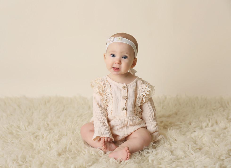 Baby photography Moscow Idaho