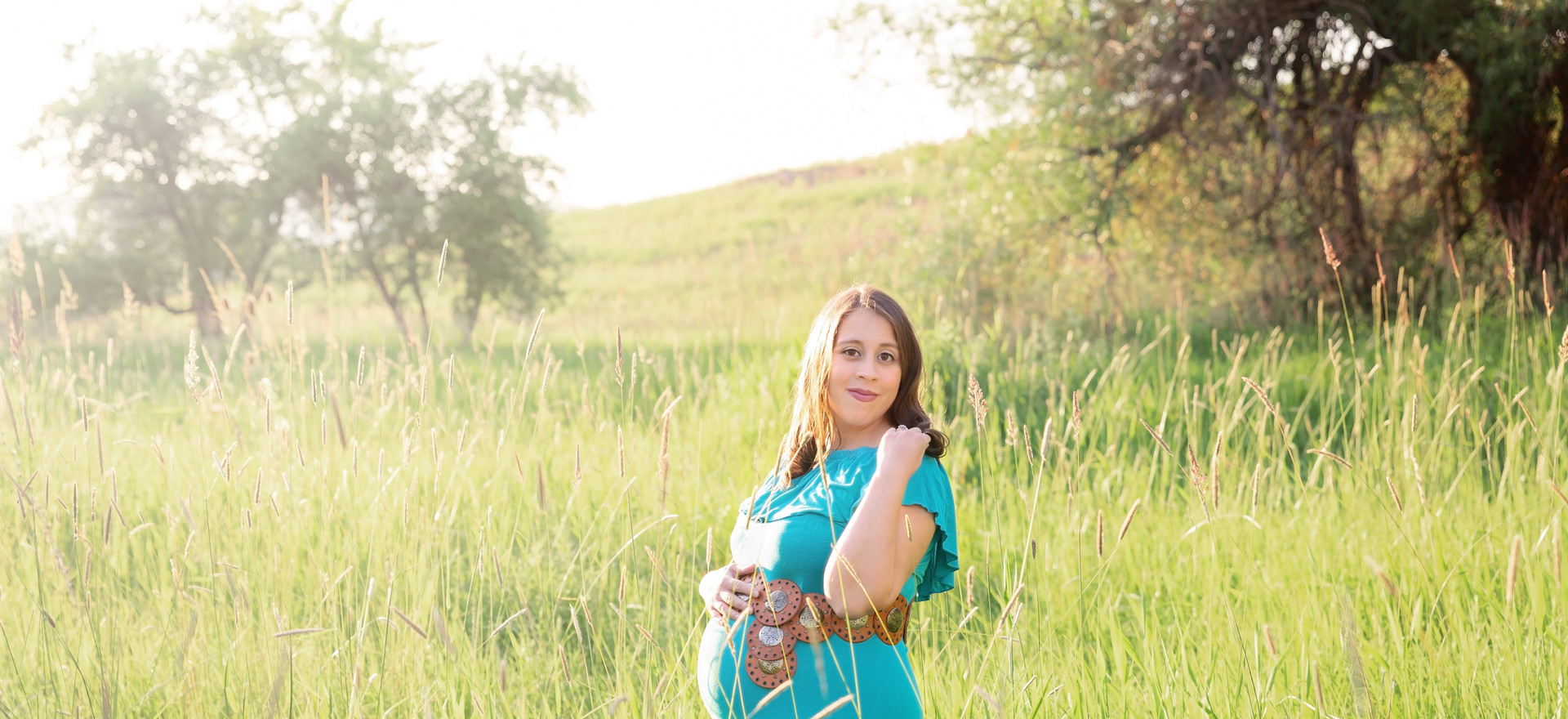 Maternity pictures in Moscow Idaho