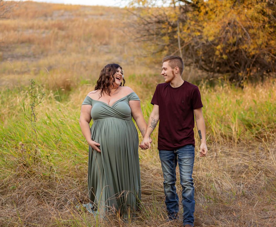 Moscow Idaho maternity photographer