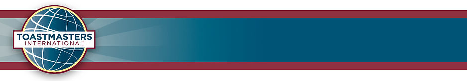 Toastmasters Ribbon