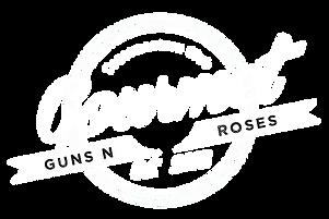 Gourmet Guns n Roses Toastmasters Logo