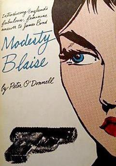 Hasta Mañana Modesty Blaise - 11 Aug 2020 - Meeting #101