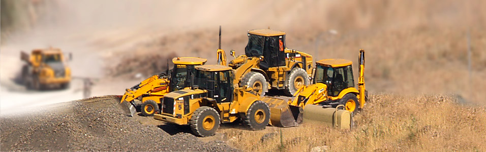 Caterpillar® Equipment
