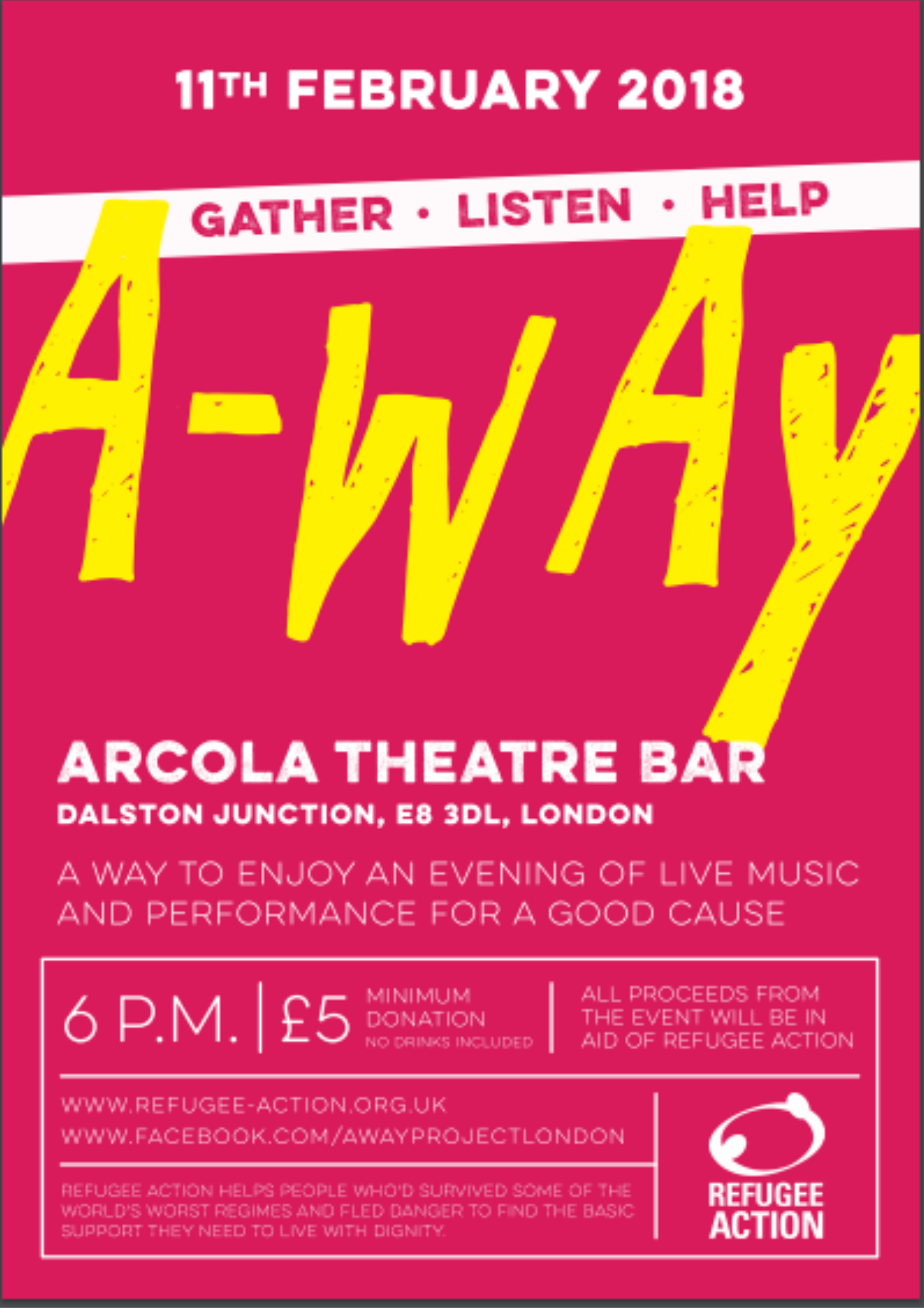 Poster for A-way Project
