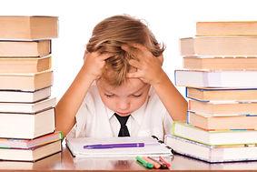 Kinderyoga, Schulstress, Kinder, Stress, Schule, übefordert