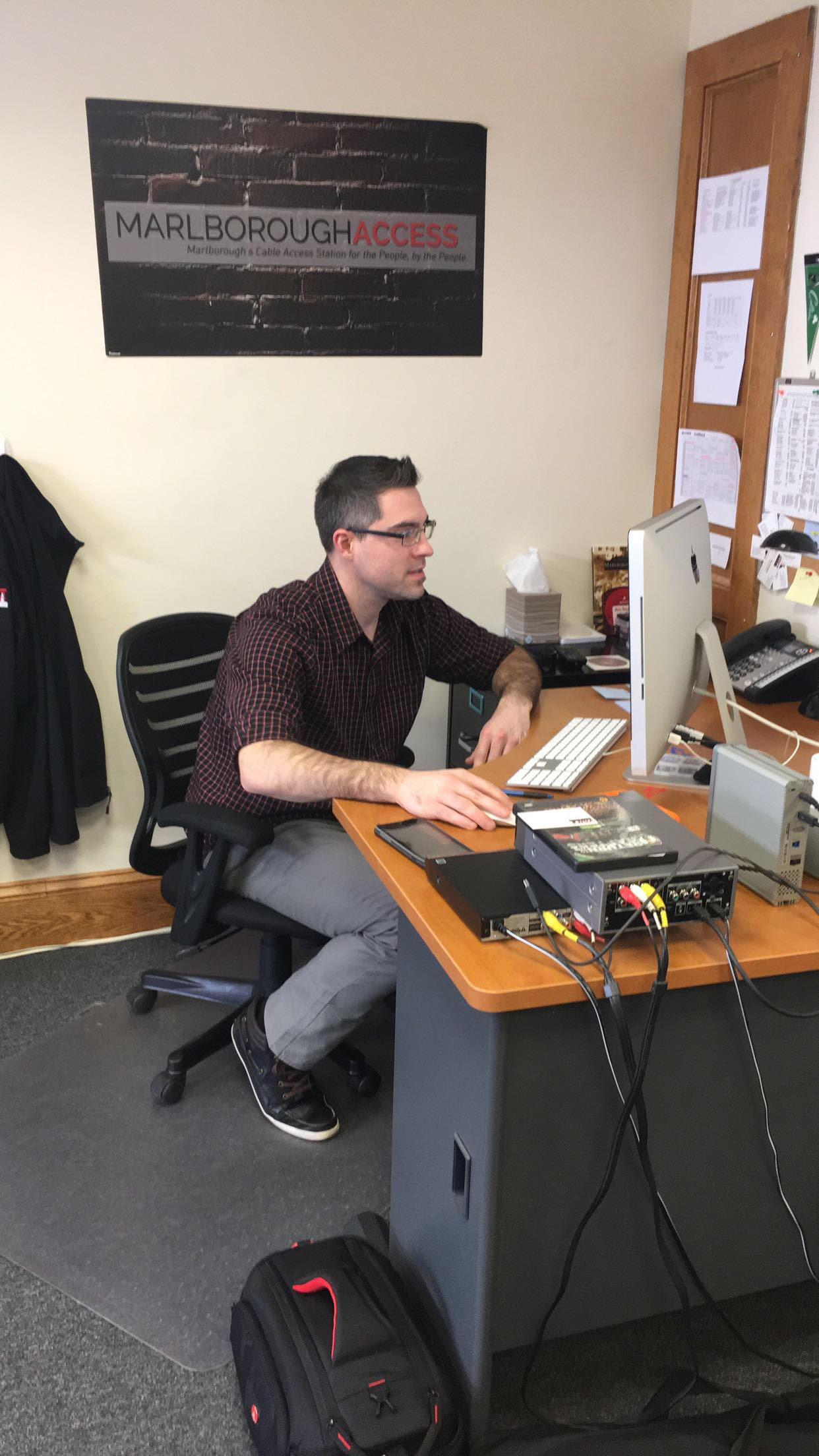 Editing- Matt