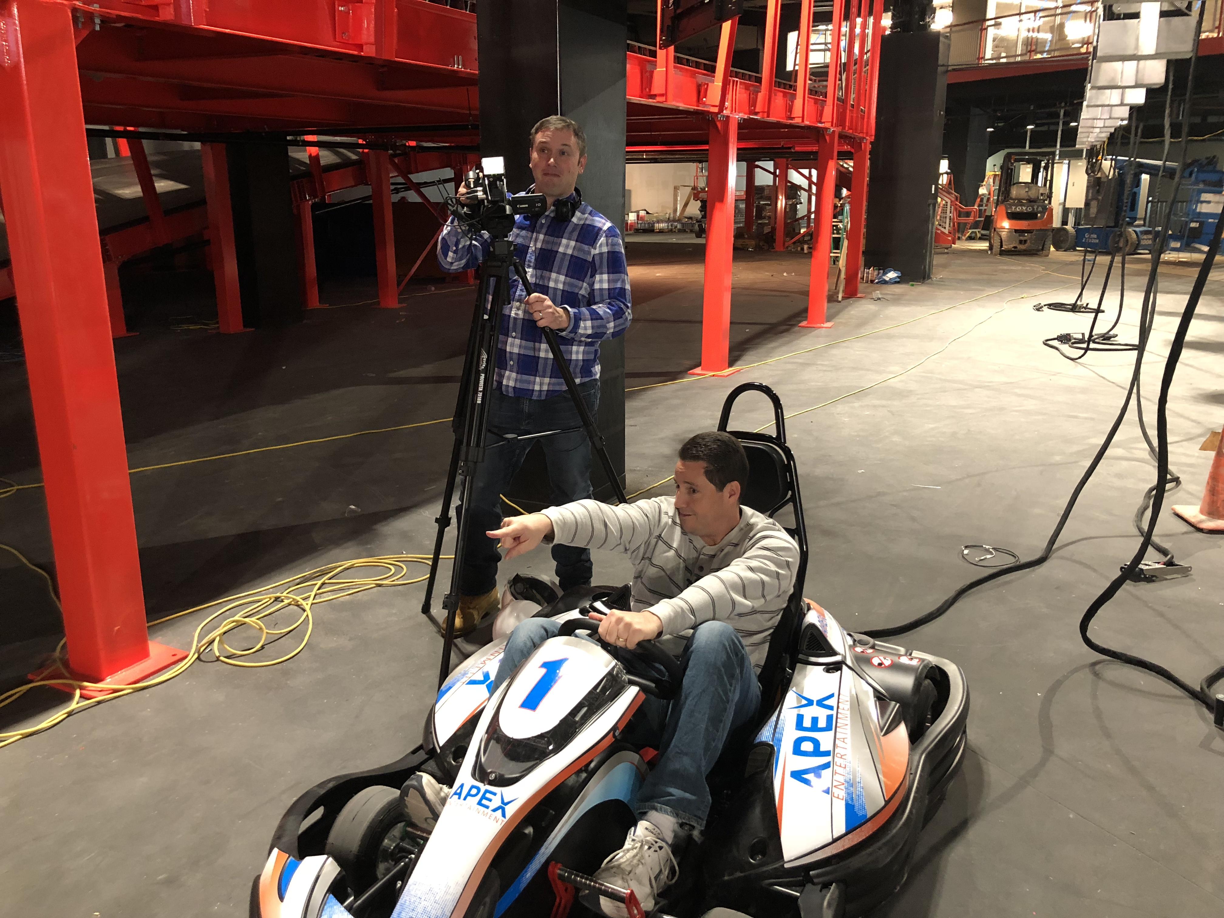 Kart Track- Mike_Dan
