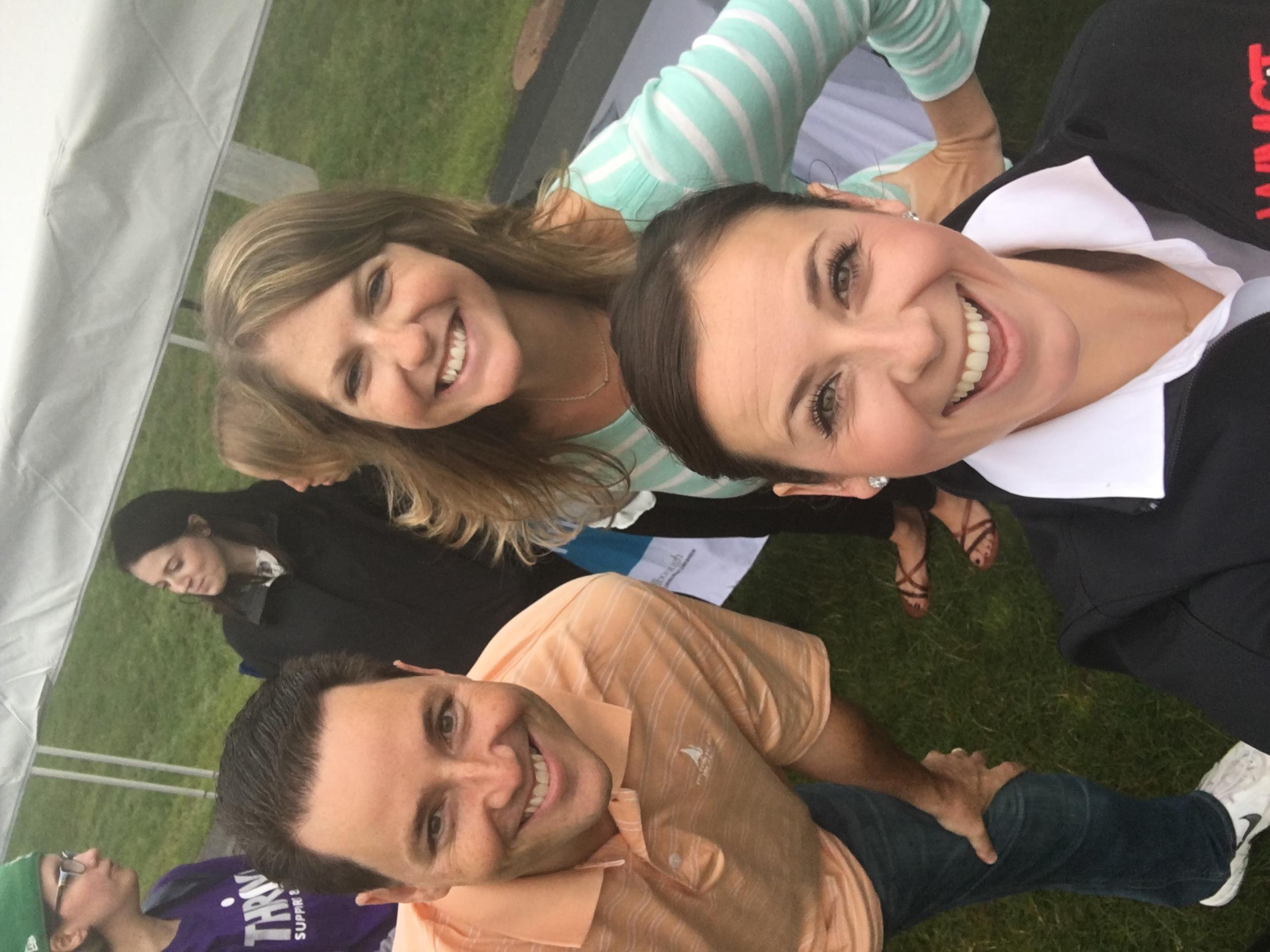 Dan,Zoe&MeredithHziptrip