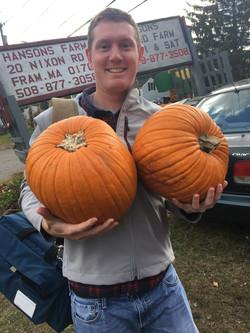 Tom and Pumpkins