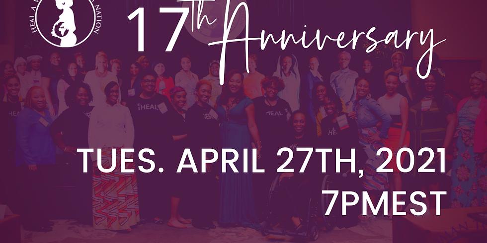 HWHN 17th Anniversary Celebration