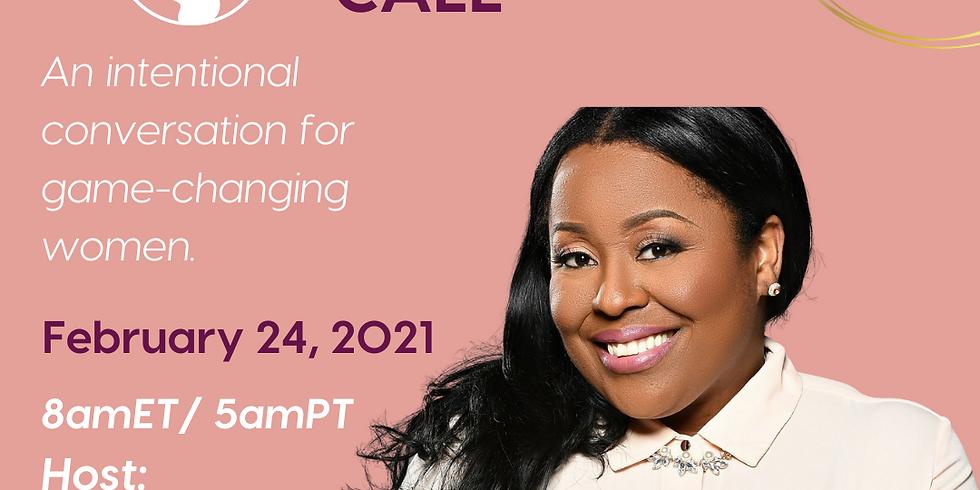 WINSday Motivational Call with Amina S. Carter