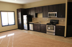 Assisted Living Room Kitchen