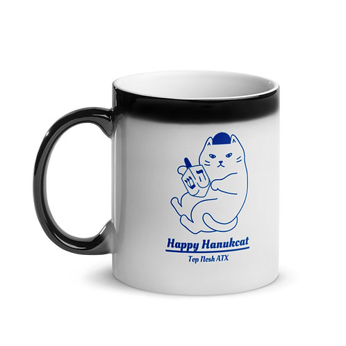 Hanukcat Magic Mug