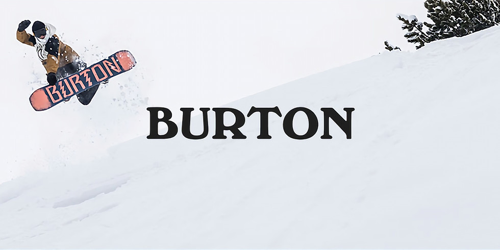 NASU X BURTON SHOPPING EVENT Dec. 1st