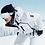 Thumbnail: 【滑雪系列】男款抗寒保暖加厚鹅绒羽绒防风B00142101