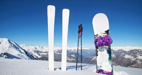Ski & Snowboard Level