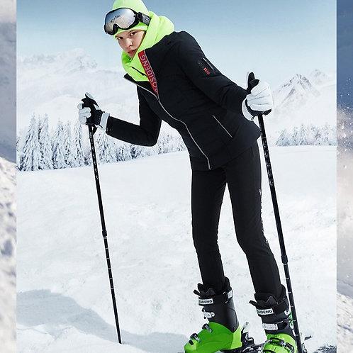 【滑雪系列】女款防风保暖时尚休闲B00142102