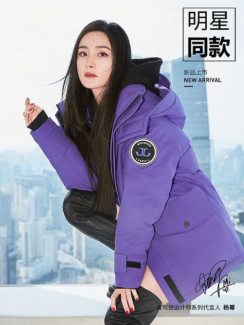 【新潮流系列】波司登女杨幂同款韩风B00143414