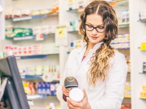 Hot Pharmacist Derails Plans to Pick Up Valtrex  Prescription