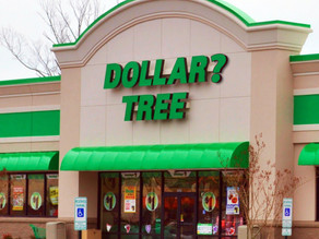 Dollar Tree Experiencing Existential Crises