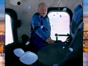 Breaking: Baggage Mishap Reveals William Shatner Brought Large Volume of Viagra on Space Flight