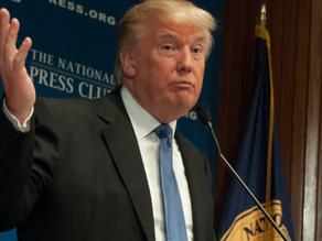 BREAKING: Trump Signs Executive Order Declaring Himself Election Winner