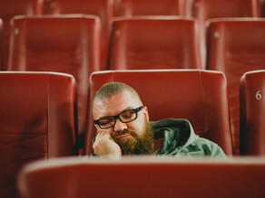 Die Hard Avengers Fan Sitting in Theater Since Opening Night Waiting For End Credits Scene
