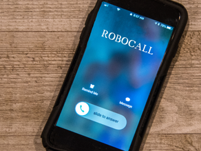 Robocaller Will Try Again Later