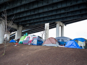 Recently Vacated Homeless Camps Listed on Airbnb