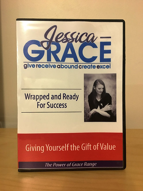 Wrapped and Ready For Success LIVE DVD