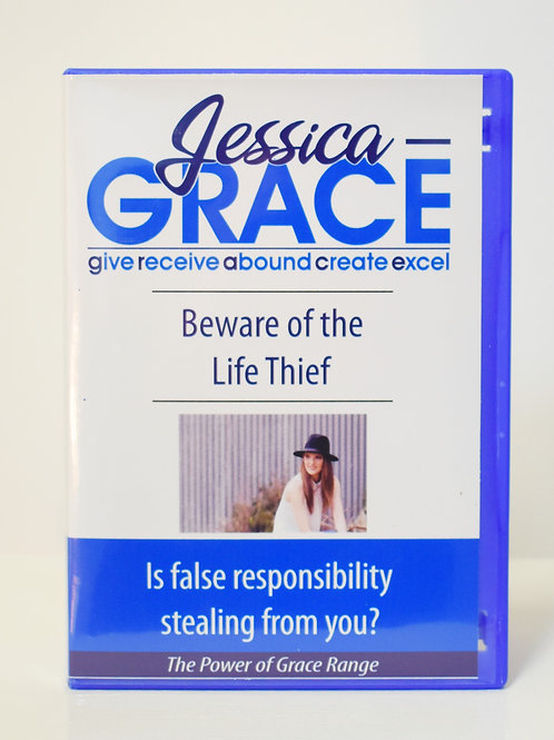 Beware of the Life Thief (3 Part Audio CD Series)