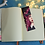 Thumbnail: Halloween Posh Witch Portrait Bookmark