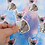 Thumbnail: Kawaii French Bulldog Die Cut Sticker Glossy